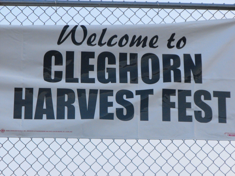 Cleghorn Harvest Fest